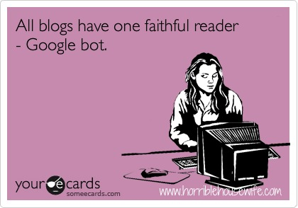 Do You Love Your Blogger?